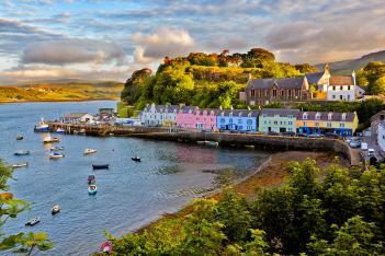 Moving to Scotland 1