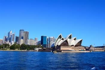 Moving to Sydney 1