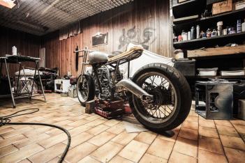 Garage / Hobby Room / Storage